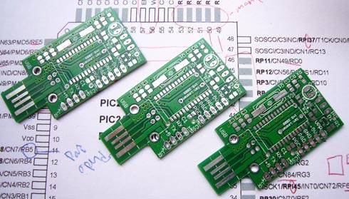Free PCB Sunday: Infrared receiver/transmitter « Dangerous Prototypes