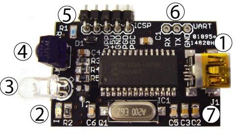 Arduino Uno R3 Infrared-Receiver IR Remote IRremoteh