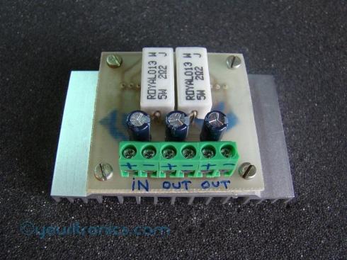 LM317 constant current source – Dangerous Prototypes