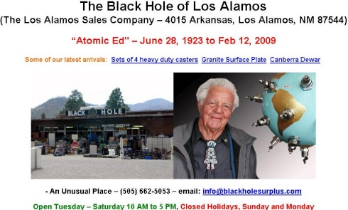 los alamos black personals Personal ads for los alamos, nm are a great way to find a life partner, movie date, or a quick hookup personals are for people local to los alamos.