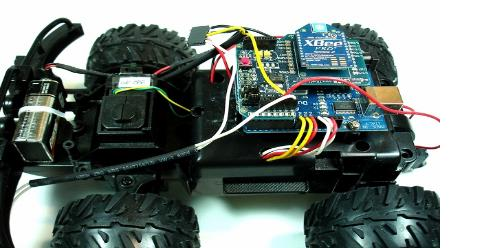 Hacking toy RC cars – Dangerous Prototypes