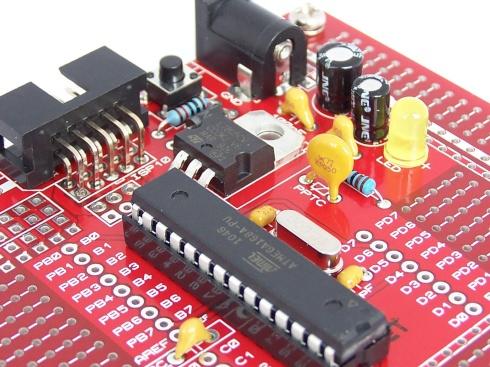 25 июл 2013 Обычный ATmega8 на тактовой частоте 16 МГц формирует два . осушителях, климатических камерах.