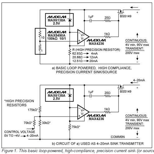 ... with the recent discussion of how difficult it is to control current  draw (in a USB Device), here is an example of a circuit that sinks (draws)  a ...