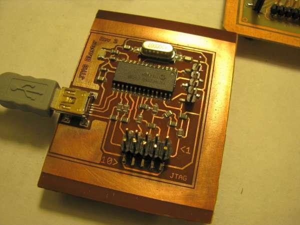 FPGACheap DIY Altera FPGA USB programmer « Dangerous Prototypes
