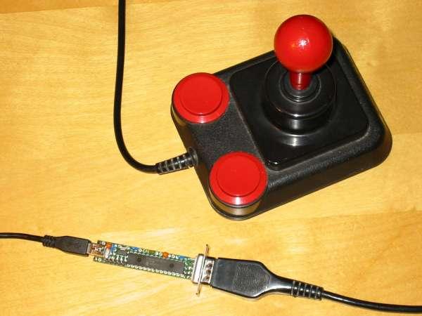 Competition Pro retro joystick USB adapter « Dangerous ...