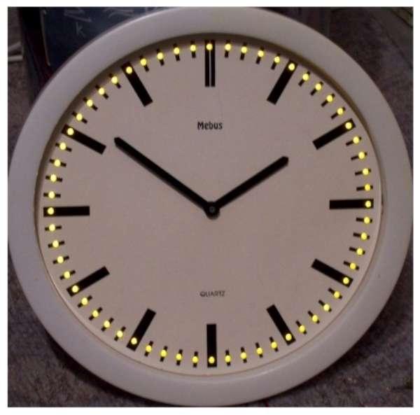 7400 Competition Entry Led Clock 171 Dangerous Prototypes