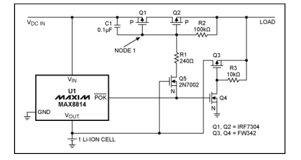 Power Switching Circuit Normally Used For Lighting Load Circuit