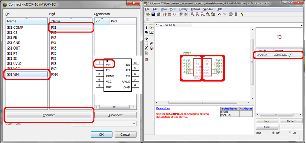 HOW-TO: Make parts in Cadsoft Eagle – Dangerous Prototypes