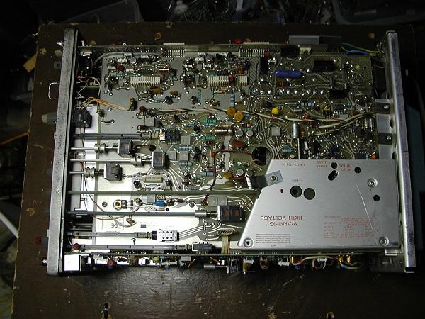 tektronix 465 oscilloscope teardown dangerous prototypes rh dangerousprototypes com Tektronix Oregon Address Tektronix Oregon Address