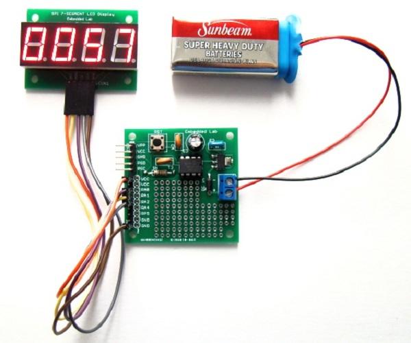 PIC12F development board « Dangerous Prototypes