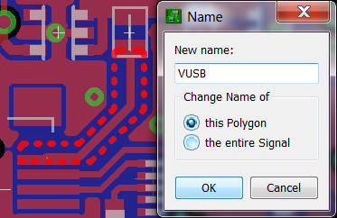 HOW-TO: Polygons and ground fills for PCBs in Eagle