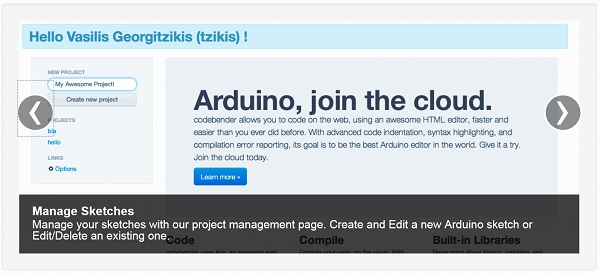 Q&A with the developers of Codebender web-based Arduino IDE