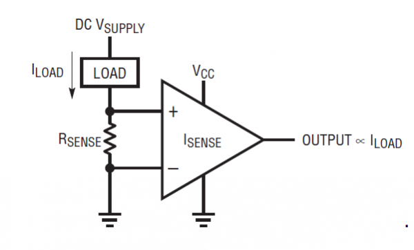 app note  current sense circuit collection  u00ab dangerous prototypes
