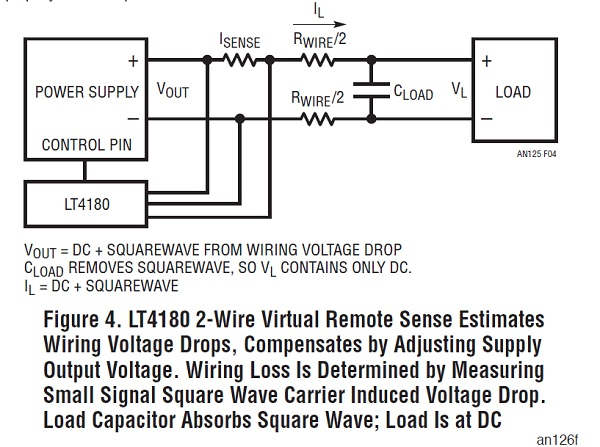 App note: 2-wire virtual remote sensing for voltage ... on
