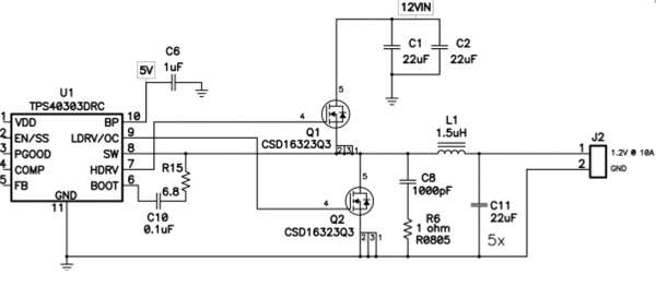 app note  reducing system noise and voltage overshoot in