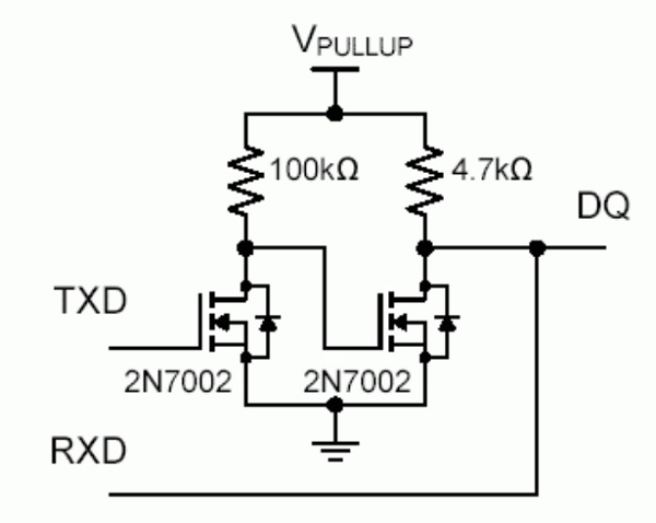 app note  using uart to implement a 1