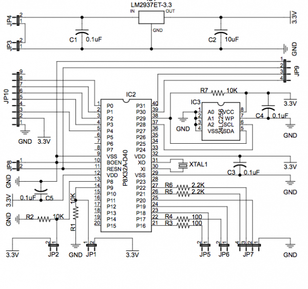 propprogth standalone propeller programmer dangerous prototypes rh dangerousprototypes com Circuit Projects 555 IC Schematic
