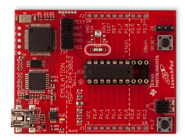 MSP-EXP30G2