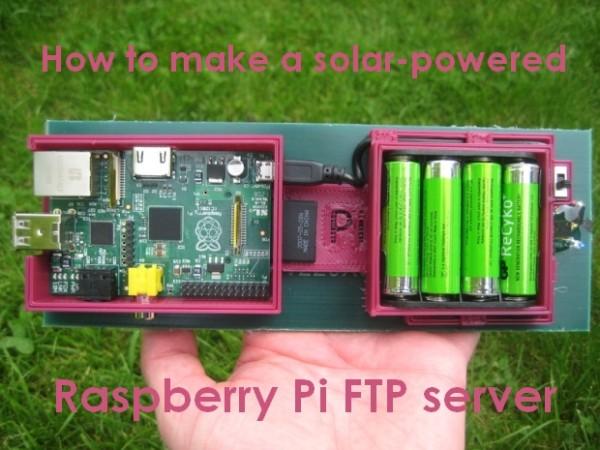 Solar R Pi