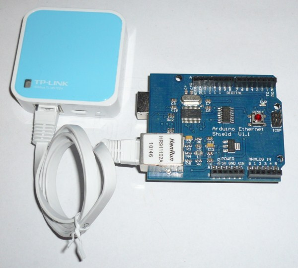 Current measurement sensor for arduino