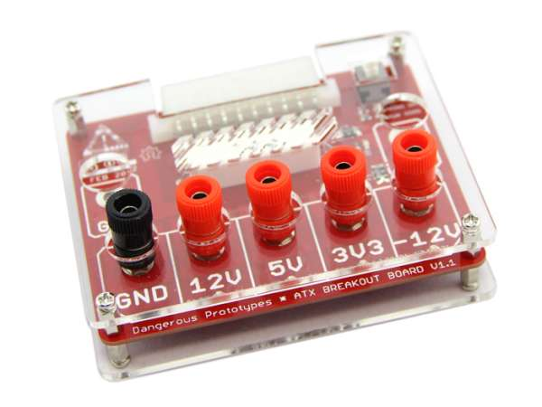 ATXBreakout Board case-W600