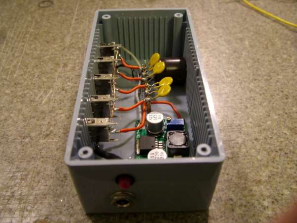 how to make a homemade power supply