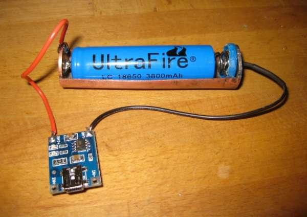 Li ion аккумуляторы своими руками 32