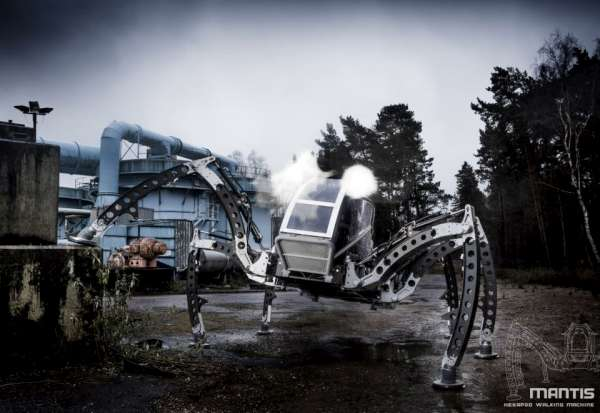Mantis-Hexapod-Walking-Machine-by-Matt-Denton-_7-W600