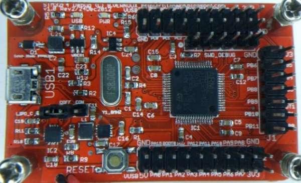 STM32F4_Debug_1_0_Rev2_Top-W600