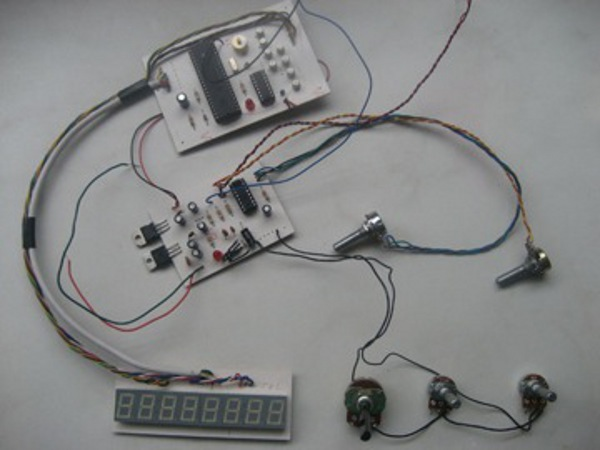 Pulse Generator Circuit Diagram Tradeoficcom