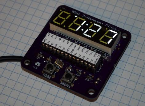 Mini_7-Segment_Clock