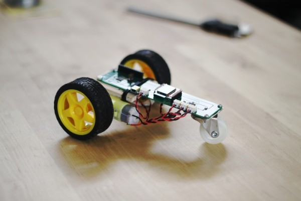 bluetooth_robot