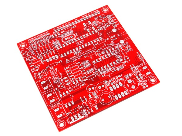 soldering-iron-station-controller-PCB
