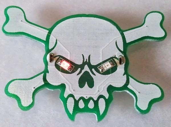 Skull-SmdPractice-Running