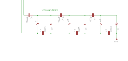 diode doubler