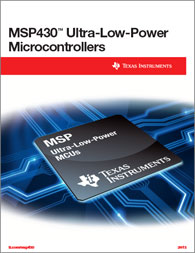 MCU-MSP430-Selection-Guide-18275