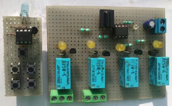 NEC Infrared Remote