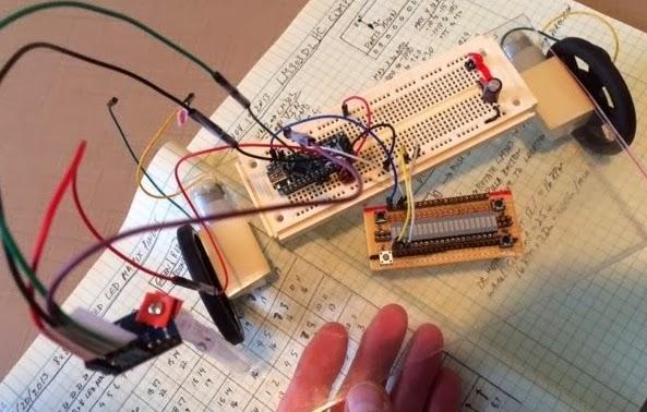 Autopilot-MEMs-Robot-