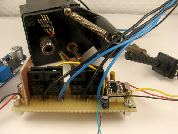 Dangerous prototypes a diy driver for eq2 equatorial mount motor fandeluxe Image collections