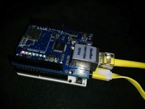 Arduino net monitor