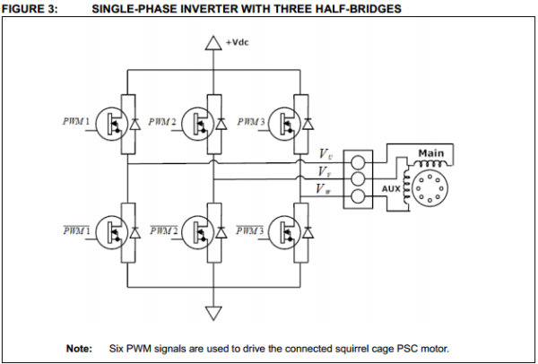 Single phase soft start schematic get free image about for Single phase motor soft starter