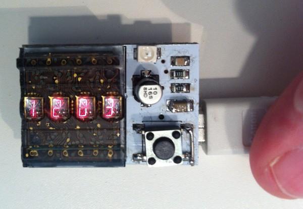 HPDL-1414-clock-top