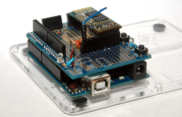 Build your own Bluetooth Arduino Programmer Shield | Fuzzy ...