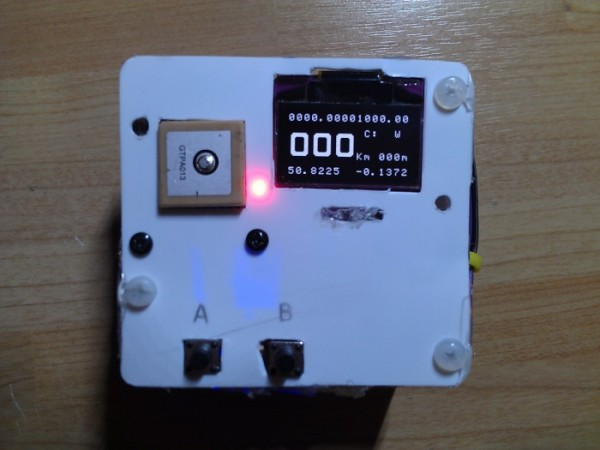 A small GPS Arduino watch/clock – Dangerous Prototypes