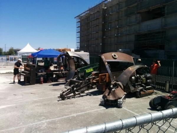 Bay area maker faire robots « dangerous prototypes