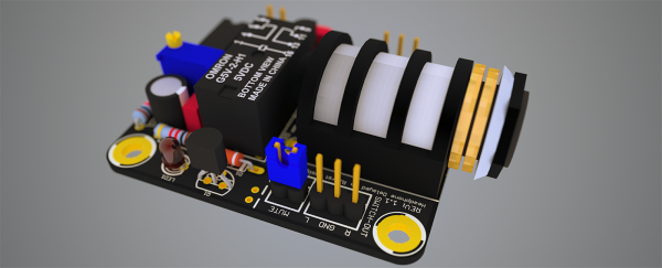 anti thump 1.1 PCB render
