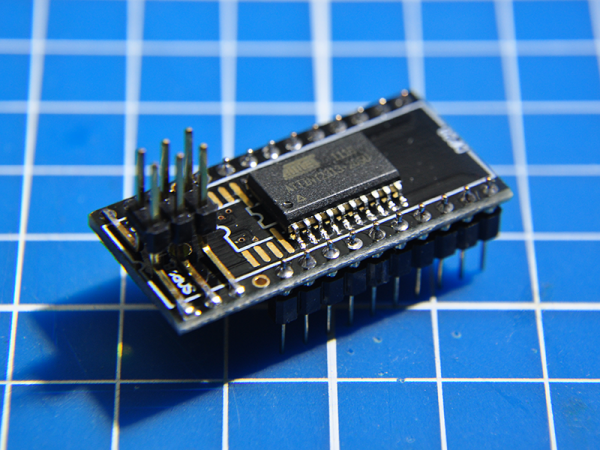 ATTiny2313-development-board