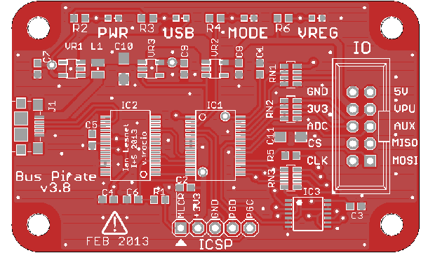 DIRTY TUESDAY: Measure PCBs and create images from gerber files ...
