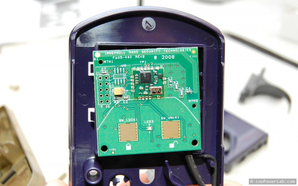 Schlage Smart Door Lock Hack Teardown 171 Dangerous Prototypes