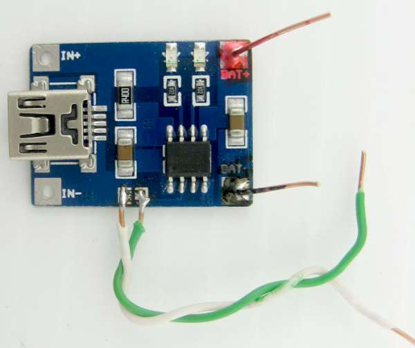 dry cell charger project pdf
